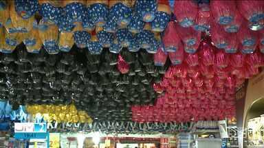 Ovos de páscoa chegam as lojas sem reajuste nos preços - Com isso, lojistas esperam aumento de 30% nas vendas.