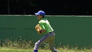 Time de Arujá se destaca em campeonato de baseball - Time se tornou um dos favoritos na Taça Interclubes Pré-Junior, campeonato que começou neste sábado (29) em Ibiúna.