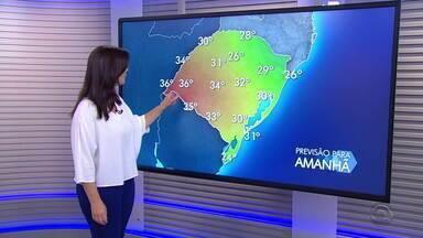 Sol e tempo seco predominam em todo RS neste domingo (1º) - Alerta é para baixa umidade relativa do ar. Algumas regiões podem ter frio no amanhecer.