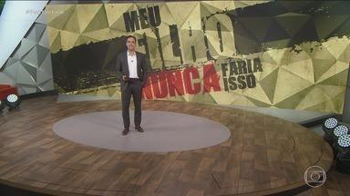 Fantástico, Edição de domingo, 01/03/2020 - Reportagens especiais e as notícias mais importantes da semana, com apresentação de Tadeu Schmidt e Poliana Abritta.