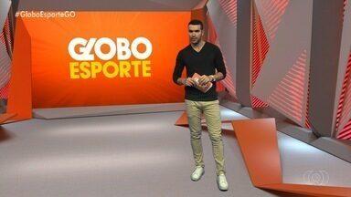 Globo Esporte GO - 02/03/2020 - Íntegra - Confira a íntegra do programa Globo Esporte GO - 02/03/2020