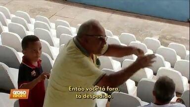 Olha o que o Niquinha, diretor do Olímpia, aprontou na Série A3 do Paulista - Olha o que o Niquinha, diretor do Olímpia, aprontou na Série A3 do Paulista