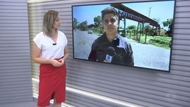 Moradores pedem a remoção de uma passarela de pedestres em Alegrete - Assista ao vídeo.