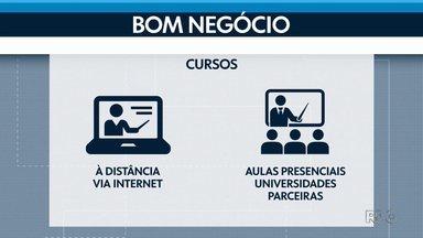 Curso para empreendedores tem 200 vagas disponíveis - Prefeitura de Curitiba está com vagas abertas para o programa Bom Negócio.
