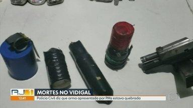 Relatório aponta que não houve confronto que resultou na morte de 4 homens no Vidigal - Um relatório da Delegacia de Homicídios da capital apontou que não houve confronto na ação que resultou na morte de 4 homens no Morro do Vidigal.