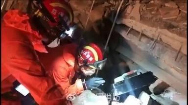 Hotel desaba na China com 70 pessoas em quarentena por coronavírus - Ainda não se sabe a causa do desabamento. Médicos, bombeiros e outros profissionais de resgate foram mobilizados para encontrar desaparecidos. Não há registro de mortos até agora.