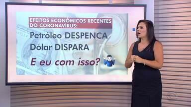 Giane Guerra fala sobre impactos econômicos recentes do coronavírus - Assista ao vídeo.