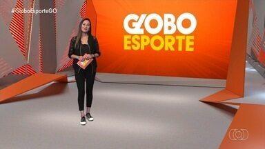 Globo Esporte GO - 10/03/2020 - Íntegra - Confira a íntegra do programa Globo Esporte GO - 10/03/2020
