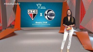 Globo Esporte GO - 11/03/2020 - Íntegra - Confira a íntegra do programa Globo Esporte GO - 11/03/2020.