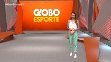 Globo Esporte GO - 13/03/2020 - Íntegra - Confira a íntegra do programa Globo Esporte GO - 13/03/2020