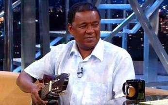 Compositor Nenéo lança primeiro CD como cantor - Ele fala das canções que vendeu para nomes como Roberto Carlos, Alcione e Zezé di Camargo.