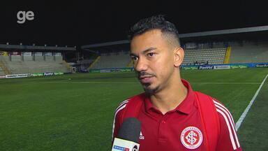 Rodrigo Lindoso fala sobre vitória contra o São José e possível paralisação - Assista ao vídeo.