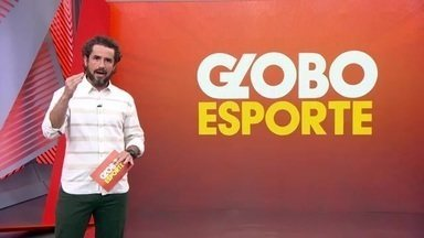 Globo Esporte SP - 16/03/2020 - ÍNTEGRA - Globo Esporte SP - 16/03/2020 - ÍNTEGRA