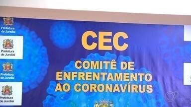 Decreto com novas determinações em relação ao Covid-19 é assinado em Jundiaí - Jundiaí (SP) tem 34 casos suspeitos do coronavírus. Na tarde de segunda-feira (16), foi assinado um decreto com novas determinações na cidade em relação ao Covid-19.