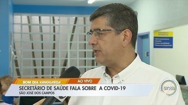 São José dos Campos tem 11 casos suspeitos de coronavírus - Secretário de Saúde atualiza informações na região.