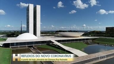 População de Brasília se previne e fica em casa contra o novo coronavírus - Em meio à crise do novo coronavírus, o secretário de Saúde do DF foi exonerado a pedido. A troca de secretários ocorreu logo após uma confusão envolvendo o número de pessoas que contraíram a Covid-19 no DF.