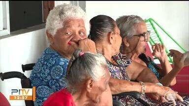 Abrigos de idosos adotam medidas de prevenção contra coronavírus - Abrigos de idosos adotam medidas de prevenção contra coronavírus