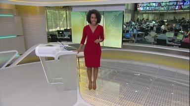Jornal Hoje - íntegra 17/03/2020 - Os destaques do dia no Brasil e no mundo, com apresentação de Maria Júlia Coutinho.