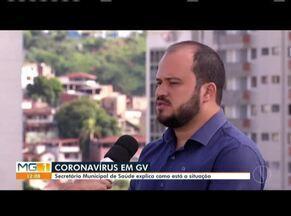 Em Valadares, não há confirmação de pessoas infectadas por Covid-19 - Secretário de Saúde de fala da situação atual da cidade.