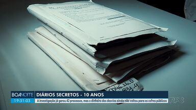 Diários Secretos: investigação já gerou 42 processos - Apesar disso, o dinheiro dos desvios ainda não voltou para os cofres públicos.