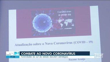 Autoridades de saúde se reúnem em Balsas para discutir sobre o coronavírus - Foi discutido um plano de contingência da doença.