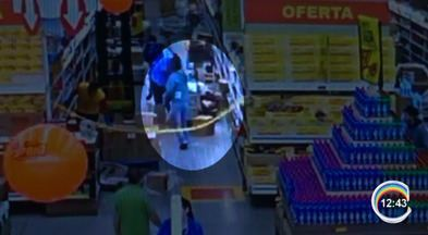Homem é baleado após briga em supermercado em Bragança Paulista - Entenda.
