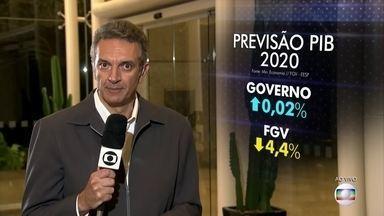 Mercado já trabalha com um cenário de recessão - No mercado financeiro, a Bolsa de Valores de São Paulo teve a pior semana desde o início da crise do novo coronavírus.