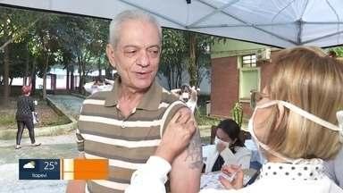 Começou a campanha nacional de vacinação contra o vírus influenza - Na capital serão 468 UBS e em Itapevi a vacina chegou a acabar