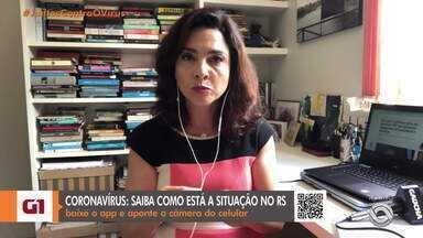 Carolina Bahia avalia novas medidas do governo federal para evitar desempregos - Assista ao vídeo.