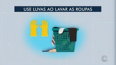 Veja os principais cuidados que devem ser tomados para combater o coronavírus - Assista ao vídeo.