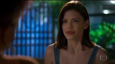 Renatinha exige saber por que Kyra se fingiu de morta - undefined