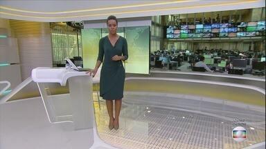 Jornal Hoje - íntegra 25/03/2020 - Os destaques do dia no Brasil e no mundo, com apresentação de Maria Júlia Coutinho.