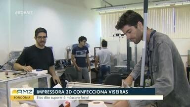 Empresas criam comitê contra coronavírus em Rondônia - Proposta é auxiliar no combate à doença.