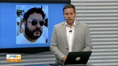 Homem morre com suspeita de coronavírus, em João Pessoa - Mateus Zerbone Carlos, filho do presidente da Rede Paraíba de Comunicação, Eduardo Carlos, estava internado.