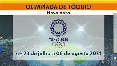 Olimpíada de Tóquio tem nova data definida - Jogos acontecerão entre 23 de julho e 08 de agosto de 2021