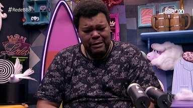 No Raio-X, brothers mandam Recado e Babu chora ao lembrar de Prior - No Raio-X, brothers mandam Recado e Babu chora ao lembrar de Prior
