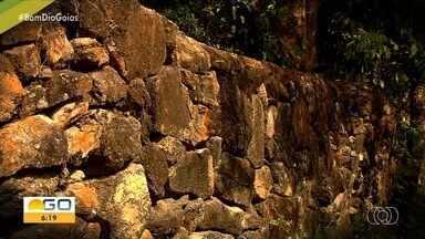 Veja o que será destaque no Jornal do Campo - Entre os principais assuntos do telejornal está formação de muros de pedras do período colonial.