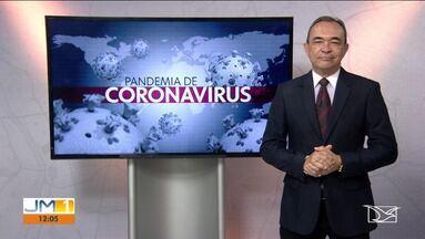 Aumenta o número de pessoas infectadas pelo novo coronavírus no Maranhão - undefined