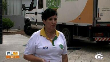 Projeto Mesa Brasil faz campanha de arrecadação de alimentos - undefined