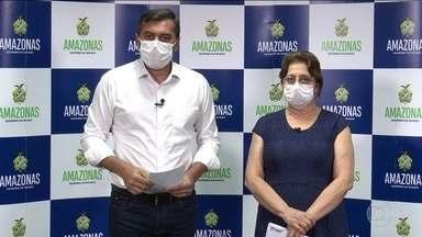 Sistema de saúde de Manaus está à beira de um colapso - Secretário de saúde afirma que não possui leitos de UTI suficiente para enfrentar a pandemia. O Amazonas tem 311 casos confirmados de Covid-19 com 12 óbitos. Ministério da Saúde acompanha os números com preocupação.