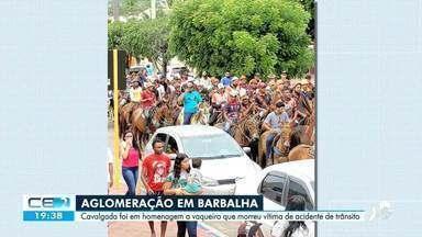 Veja os principais destaques da região do Cariri - Saiba mais em g1.com.br/ce