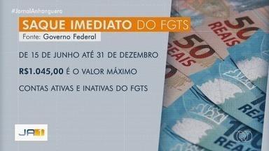 Governo autoriza saque extraordinário do FGTS - Veja como deve funcionar a liberação destes valores.