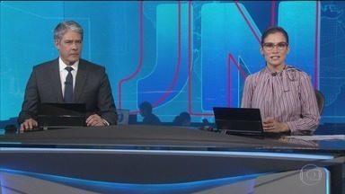 Jornal Nacional, Íntegra 08/04/2020 - As principais notícias do Brasil e do mundo, com apresentação de William Bonner e Renata Vasconcellos.