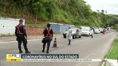 Prefeitura de Paty do Alferes decide não reabrir comércio - A cidade iria reabrir o comércio depois do decreto do Governo do Estado que flexibiliza a quarentena em cidades sem casos de Covid-19 confirmados.