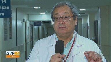 Instituto Adolfo Lutz tem fila com 17 mil exames em São Paulo, SP - Essa demora é porque faltam reagentes. Mas, mesmo assim, já teve um aumento na capacidade de realizar os testes.