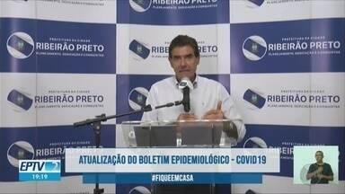 Prefeitura de Ribeirão Preto estuda flexibilização do isolamento social - Recomendação do Ministério da Saúde permite a flexibilização da quarentena em cidades com ocupação de até 50% dos leitos médicos.