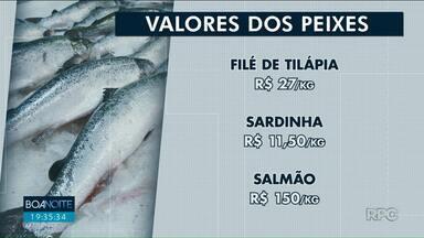 Pesquisa do Procon mostra variação do preço de ovos de páscoa em Paranavaí - Peixarias de Umuarama vão abrir nesta sexta-feira (10).