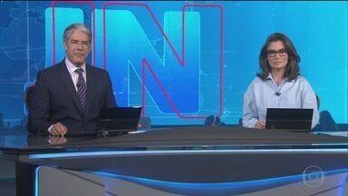 Jornal Nacional, Íntegra 09/04/2020 - As principais notícias do Brasil e do mundo, com apresentação de William Bonner e Renata Vasconcellos.