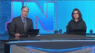 Jornal Nacional, Íntegra 13/04/2020 - As principais notícias do Brasil e do mundo, com apresentação de William Bonner e Renata Vasconcellos.