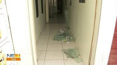 Comerciantes do Centro do Recife reclamam de falta de policiamento durante pandemia - Lojistas se queixam de aumento de roubos e arrombamentos após o decreto que determinou o fechamento do comércio.